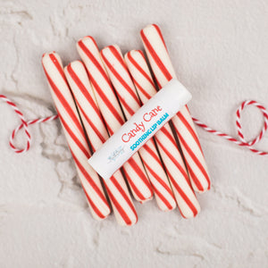 CANDY CANE SOOTHING LIP BALM