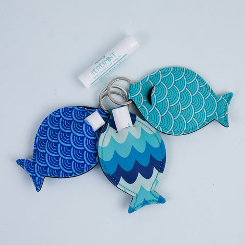SOOTHING LIP BALM with FISHY HOLDER