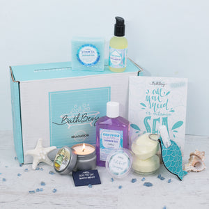 Up to the Stars Bath Bevy Box