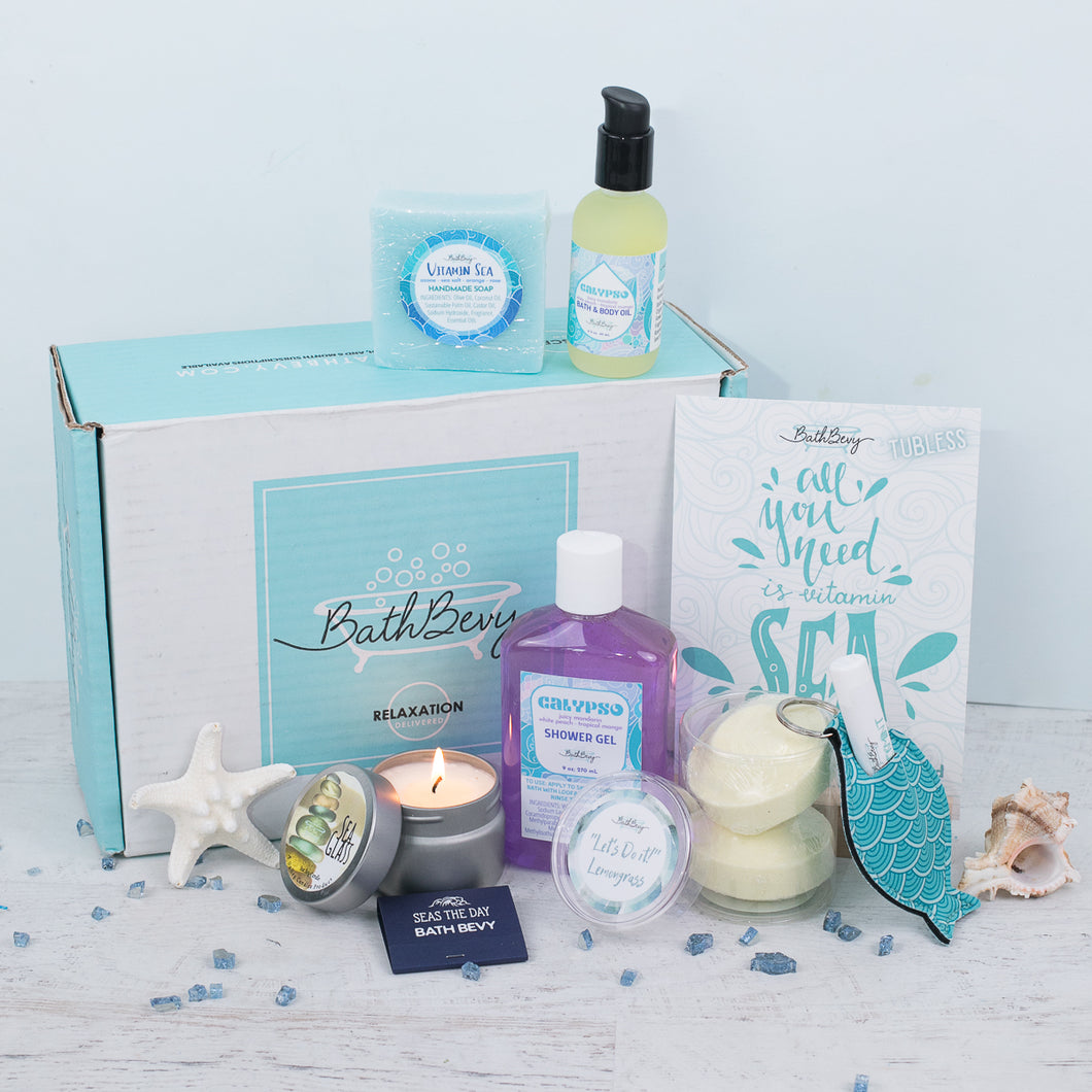 TUBLESS ALL YOU NEED IS VITAMIN SEA BOX
