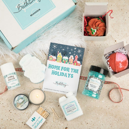 HOME FOR THE HOLIDAYS BOX