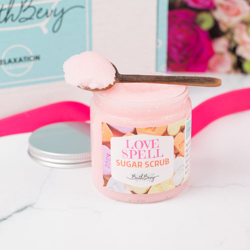 LOVE SPELL SUGAR SCRUB