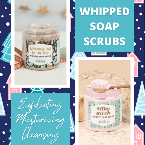 WHIPPED SOAP SCRUB