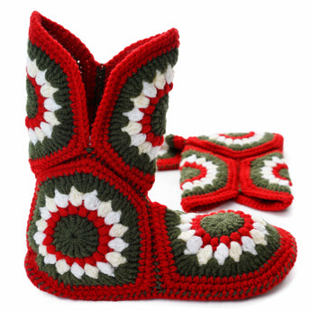 Happys Christmas Mood Homeboots