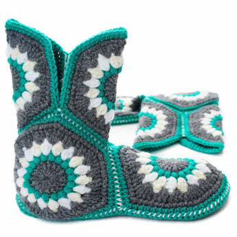 Happys Emerald Shades Homeboots