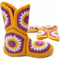 Happys Sunflower Kiss Homeboots