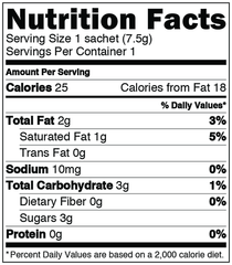 Golden Root Sachet Nutritionals