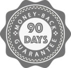 90 days money back