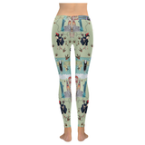 Stuido Ghibli Leggings for Women clothing - Cute Totoro: My Neighbor Totoro
