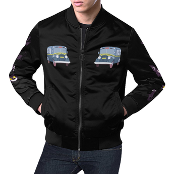 Totoro Bomber Jacket for Men - Cute Totoro: My Neighbor Totoro