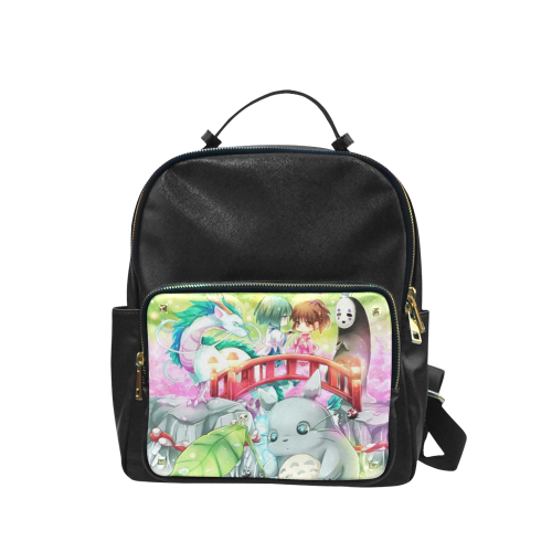 Ghibli Campus Backpack - Cute Totoro: My Neighbor Totoro