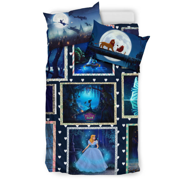 The Night Bedding - Cute Totoro: My Neighbor Totoro