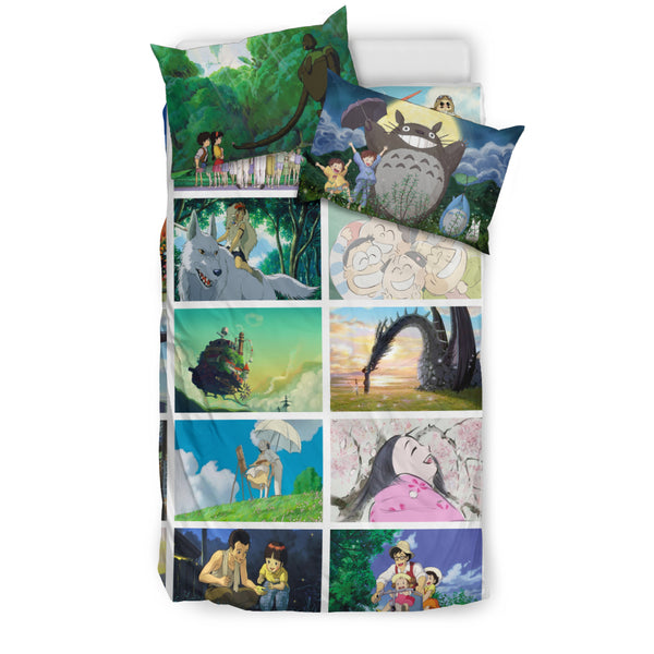 Studio Ghibli Bedding - Cute Totoro: My Neighbor Totoro