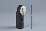 No Face Figure Spirited Away Kaonashi - Cute Totoro: My Neighbor Totoro