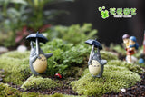 Totoro Umbrella Small Garden Decoration - Cute Totoro: My Neighbor Totoro