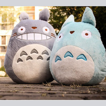 TOTORO Teddy Plush Toy Soft Stuffed - Cute Totoro: My Neighbor Totoro