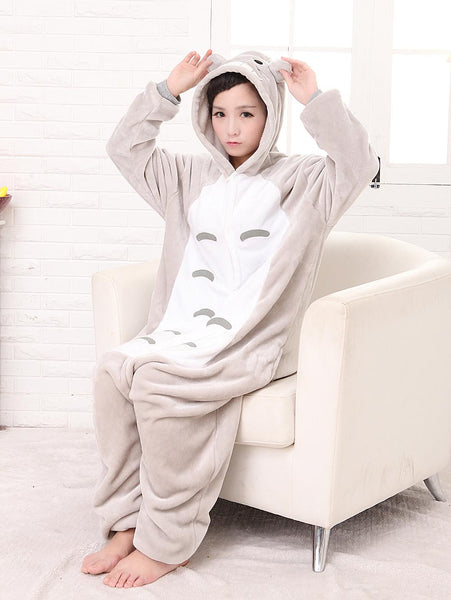 Totoro Clothing Cosplay night Pajamas - Cute Totoro: My Neighbor Totoro
