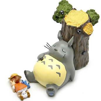 Totoro Sleeping by Tree - Cute Totoro: My Neighbor Totoro
