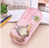 Totoro lovely pencil bag leather - Cute Totoro: My Neighbor Totoro
