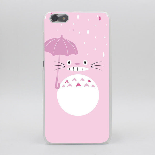 Totoro Phone Case for Huawei P9 P8 Lite P9 Plus P7 6 G7 & Honor 4C 4X 7 6 - Cute Totoro: My Neighbor Totoro