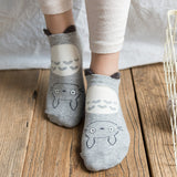 Totoro Cotton Socks Free Shipping worldwide - Cute Totoro: My Neighbor Totoro