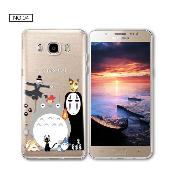 TOTORO PHONE CASE FOR SAMSUNG GALAXY A5 2015 A5 2016 - Cute Totoro: My Neighbor Totoro