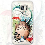 Ghibli Phone case for Samsung Galaxy S8 Note 2 3 4 5 7 - Cute Totoro: My Neighbor Totoro