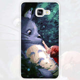 TOTORO PHONE CASE FOR SAMSUNG GALAXY A SERIES - Cute Totoro: My Neighbor Totoro