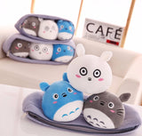 STUFFED MY NEIGHBOR TOTORO TOYS ADORABLE PEA BABY BORN DOLL PLUSH - Cute Totoro: My Neighbor Totoro