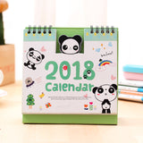 Totoro Calendar Scheduler Table 2018 - Cute Totoro: My Neighbor Totoro