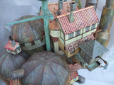 Howl's Moving Castle 3D Paper Puzzle Handmade 50cm - Cute Totoro: My Neighbor Totoro