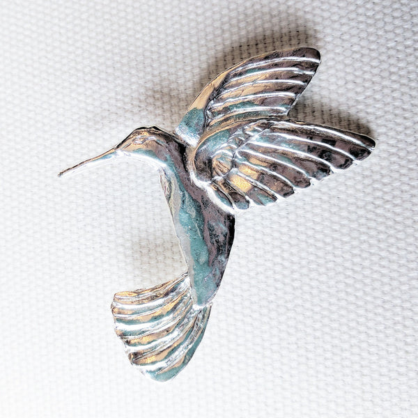 Hummingbird Pendant / Pin