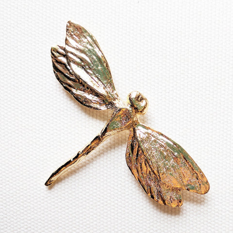 Dragonfly Pendant / Pin