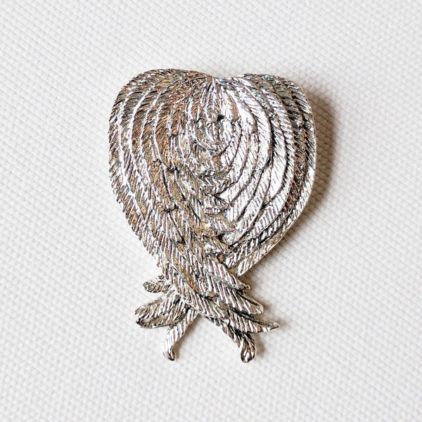 Folded Wings Pendant / Pin