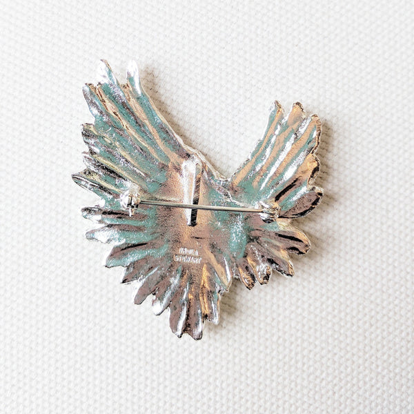 Eagle Wings Pendant / Pin