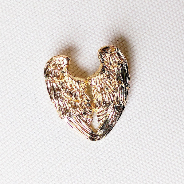 Heart Wings Pin