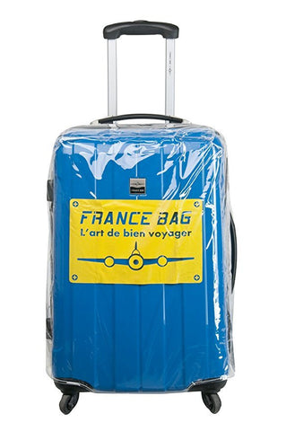 France Bag Protective Luggage Cover-Medium