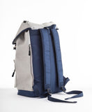 Bromo Barcelona 2-Tone 600D Water Resistant Backpack-Alpa