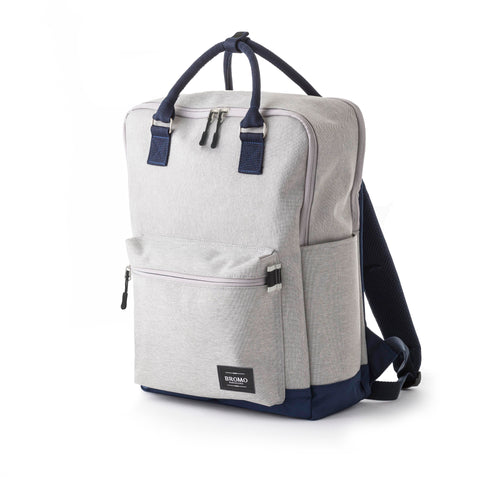 Bromo Barcelona 2-Tone 600D Water Resistant Backpack-Colorado