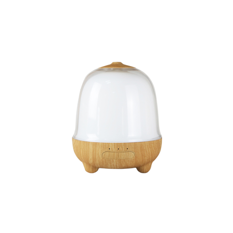Euro Style Collection Aroma Essential Ultrasonic Oil Diffuser with LED Light-150 ML