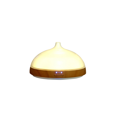 Aroma Essential 100 Ml Therapy Ultrasonic Oil Diffuser with LED  Light