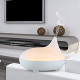 Aroma Essential 80 Ml Therapy Ultrasonic Oil Diffuser with LED Light
