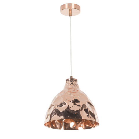 Euro Style Collection Firenze Copper Ceiling Pendant
