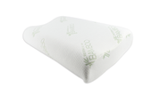 Premium Bamboo Contour Pillow with Memory Foam