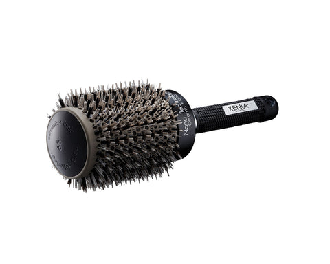 Xenia Paris Heat Activated Ceramic Professional Hair Brush-65mm