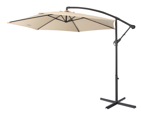 Euro Style Collection 10-Foot Patio Umbrella- Classic Beige