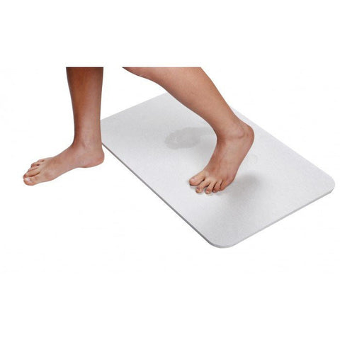 Instant Dry Diatomite Absorbent Bath Mat Medium