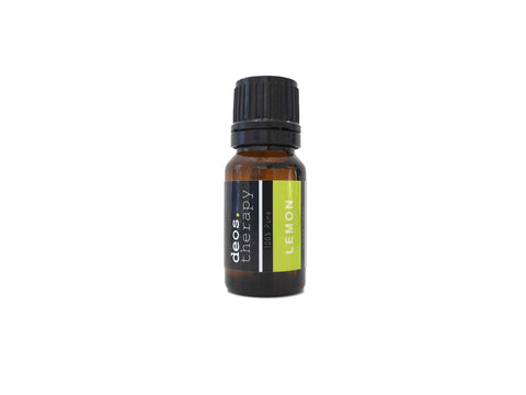 Deos Aromatherapy Essential Oil 10ml-Lemon
