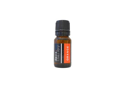 Deos Aromatherapy Essential Oil 10ml-Orange