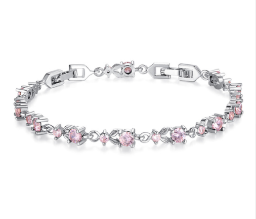 Zirconia Crystal Bracelet -ONLY $9.99 For VIP Subscribers